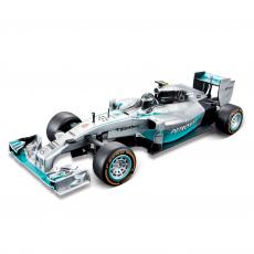 1:24 Mercedes AMG Petronas F1 W05 Hybrid Rosberg (ohne Batterien)