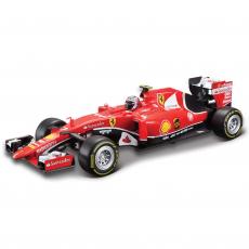 1:24 Ferrari ´17 #Räikkönen