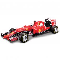 1:24 Ferrari ´17 # Vettel