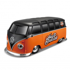 "1:24 CUSTOM VW Bus ""Samba"""
