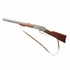 Western Rifle 44 73cm, 13-shot, with wooden handle, tester