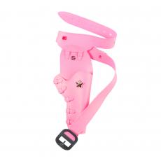 Belt pink, tester