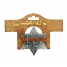 Sheriff-Star antique, tester