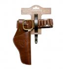 Leatherimitation belt 65-90cm, (2xblack, 6x brown) 1 bag, tester