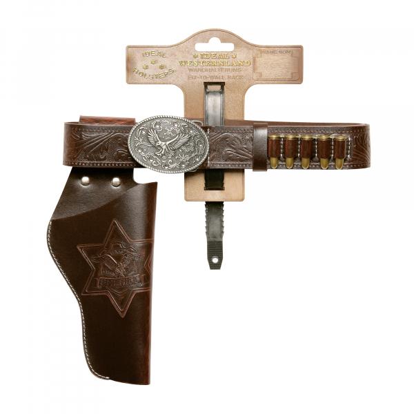 """Leatherimitation belt """"Lady"""" 65-105cm, 1 bag, tester"""