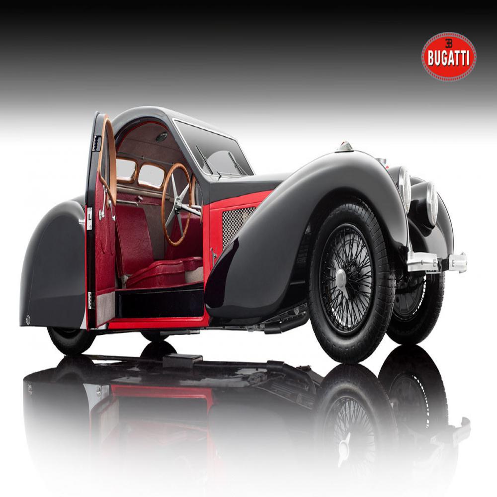 1:12 Bugatti Atalante - Bauer Exclusive - Marken & Produkte - www.bauer-spielwaren.de