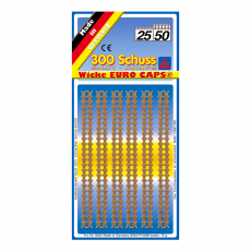 25/50-shot stripe caps, 300 shots, blistercard