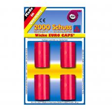 100-Schuss Munition, 2000 Schuss, Blisterkarte