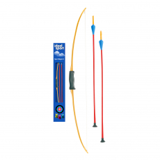 """Sporting bow 2"", 80cm incl. 2 arrows item-no. 990 0066, 60 cm, box"