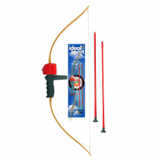 """Sporting bow 3"", 82cm incl. 2 arrows item-no. 990 0064, 42cm, blistercard"