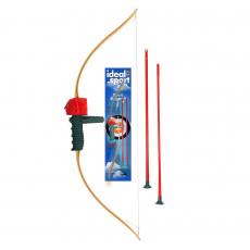 """Sporting bow 3"", 82cm incl. 2 arrows item-no. 990 0064, 42cm, blistercard"