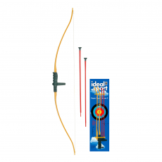 """Super Sporting bow 2"", 113cm incl. 2 arrows item-no. 990 0060, 52cm, blistercard"