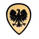 "Shield ""Eagle"", 36x46cm"