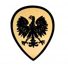 """Schild """"Adler"""", 36x46cm"""