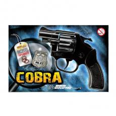 Cobra 8-Schuß Polizei 11,5cm, Box