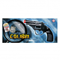 Colibri 8-Schuß Polizei 12,8cm, Box
