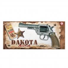 Dakota 8-Schuß Metall Western 19,8cm, Box