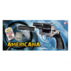 Americana 12-Schuß Polizei 22,1cm, Box