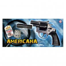 Americana 12-shot Police 22,1cm, box