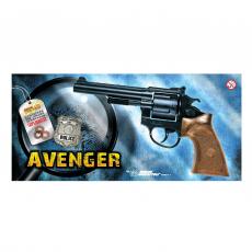 Avenger 12-shot Police 21,5cm, box