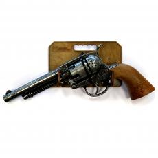 Frontier 12-Schuß Metall Western 25cm, Hänger