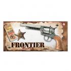 Frontier 12-shot Metal Western 25cm, box
