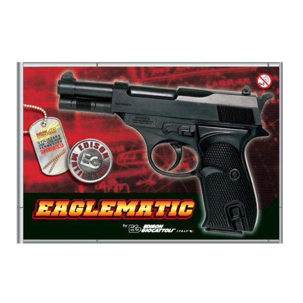 Eaglematic 13-shot 17,5cm, box