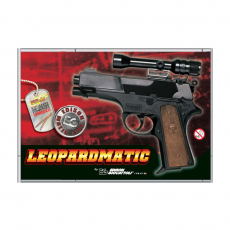 Leopardmatic 13-shot 17,5cm, box