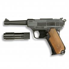 Lionmatic 13-shot 26,5cm with muffler, hanger
