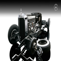 1:12 Mercedes-Benz 500K