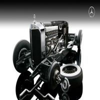 1:12 Mercedes-Benz 500K Spezial Roadster 1934